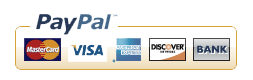 Powered by the VINNOV, Inc secured PayPal gateway platform.